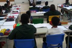 Divulgação nas salas de aulas